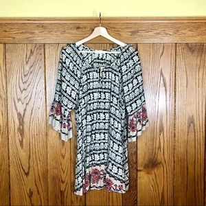 Altar'd State Patterned Boho Dress